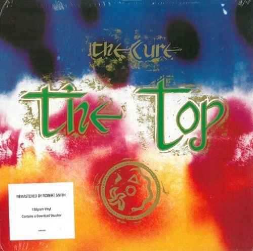 THE CURE The Top Vinyl Record LP Fiction 2016